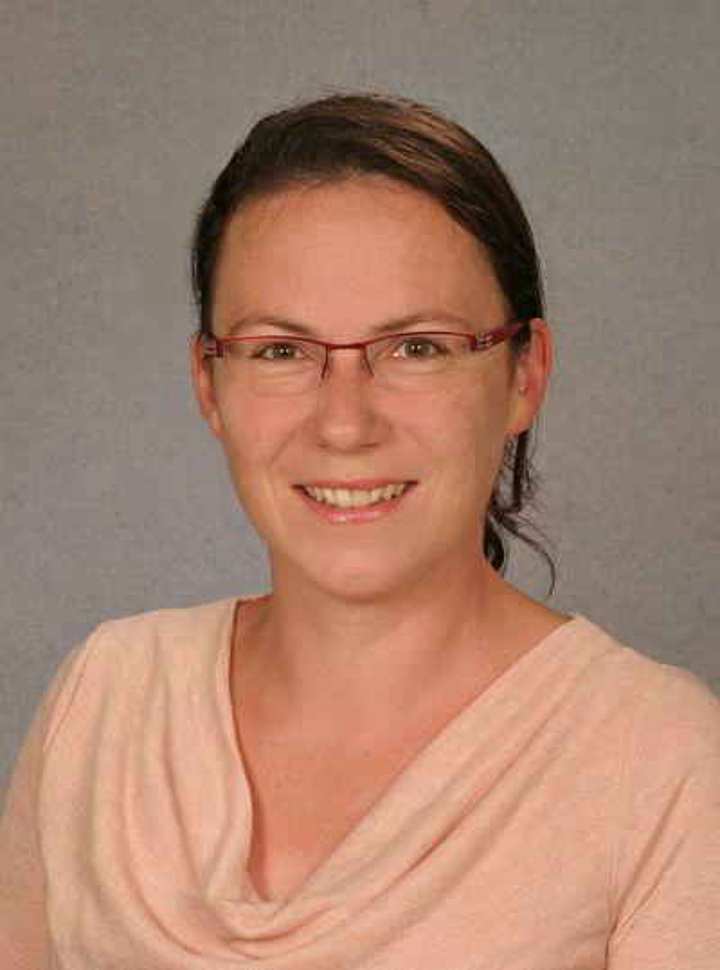Neurologin Dr. Andrea Schneider